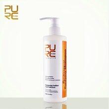PURC – shampooing purifiant à la kératine, traitement pour les cheveux, nettoyage en profondeur, produits de salon de coiffure, 300ml
