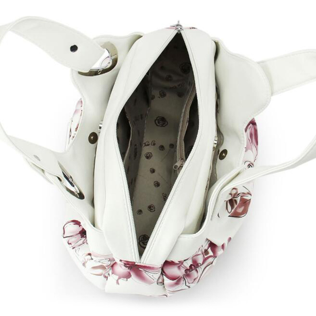 Fashion Printing Women Handbags Famous Brands Floral Messenger Bags Ladies Shoulder Bags Casual Women Bags Hot Sale Pouch LS1030