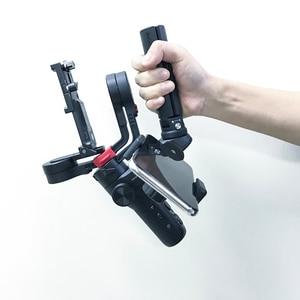 Image 4 - Phone Holder for Zhiyun Weebill Lab Hohem ISteady Pro Feiyu G6 Plus DJI Ronin S Osmo Gimbal Smartphone Mount Tripod Bracket