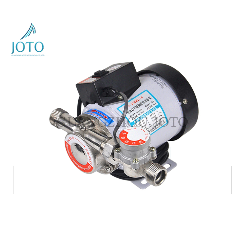 S18WZ-18 220V Durable Rust-free Stainless Steel Automatic Circulation Pump 260W/ 120W 38L/min 18M