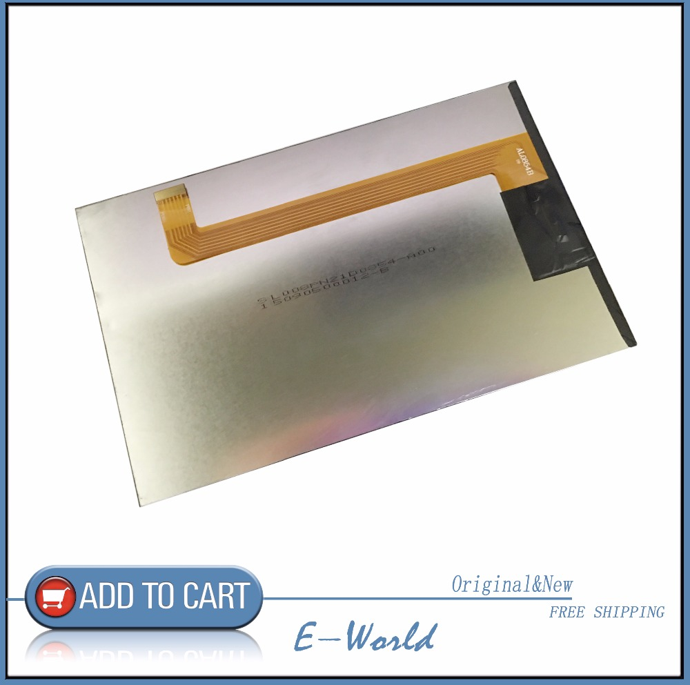 Original 8inch LCD screen AL0854B SL008PN21D0854-A00 SL008PN21D0854 for tablet pc free shipping