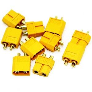 Image 4 - 100 paire haute qualité XT60 XT 60 XT 60 XT30 XT90 Plug mâle femelle balle connecteurs pour RC Lipo batterie en gros livraison directe