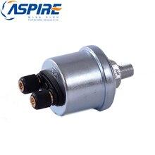 Universal VDO Oil Pressure Sensor 1/8NPT Diesel Generator Part W K Alarm Pressure Sender
