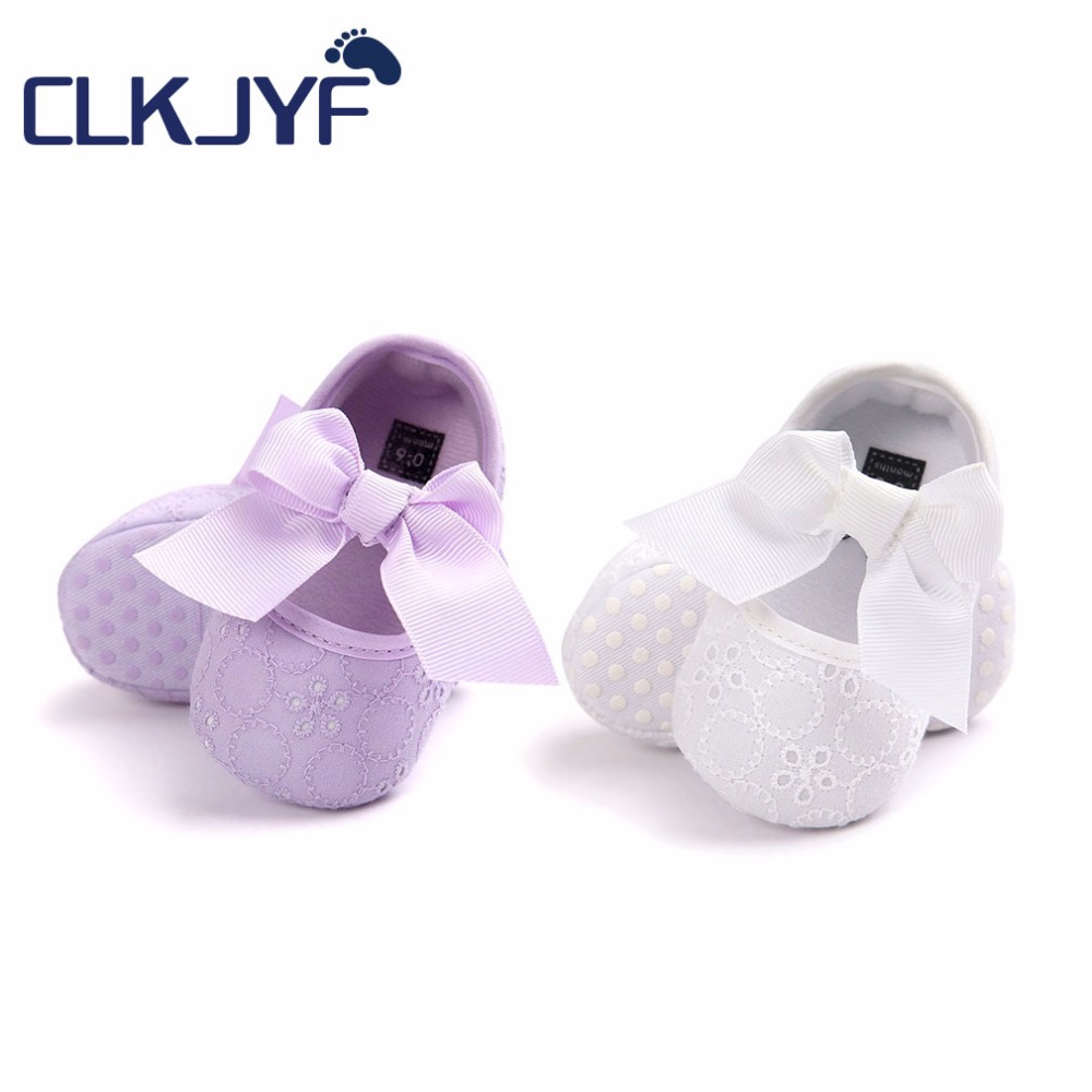 CLKJYF Lovely Girls Princess First Walk Shoes Toddler Infant Newborn For Girl Baby Shoe Cute Fashion Breathable Soft For 2 Color