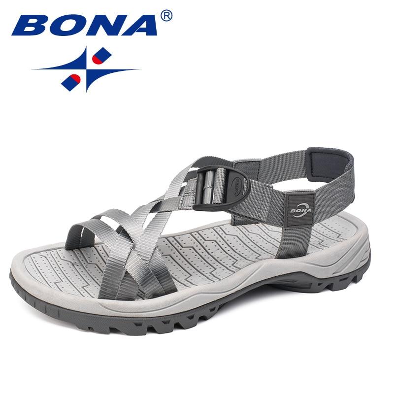 De Plein Gratuite Sandales gray Douce Pantoufles Lumière Marche Classiques Supérieure Chaussures Livraison D'été Hommes Nouveaux Foi Bande Blue En Confortable Air Style qw4XHIxn8