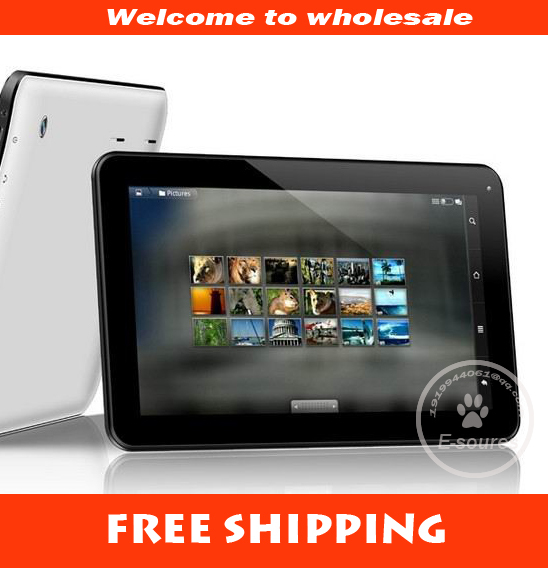 New 10.1 quad core tablet pc android 4.4 KitKat A31S touch screen digitizer panel glass Free Shipping
