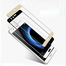 2 Pçs/lote Para Huawei Nova 2.5D Premium Temperado Cobertura Completa Protetor de Tela do Filme de vidro Para Huawei Nova Plus Telefone LCD filme