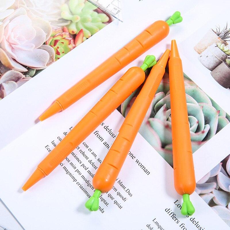 Cenoura Kawaii Lapiseira Crianças 0.5 milímetros Criativo