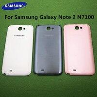 Funda de batería para móvil, carcasa trasera para Samsung Galaxy Note 2 II N7100 N7105 I317, con NFC