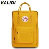 KALIDI Fashion Backpack Women Casual Student Backpack Female Laptop Backpack For Teenage Grils Waterproof Daypack Mother Mochila