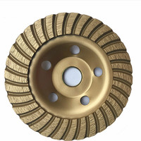 125 22 5mm Diamond Segment Grinding Disc Wheel Bowl Shap Stone Marble Granite Concrete Ceramics