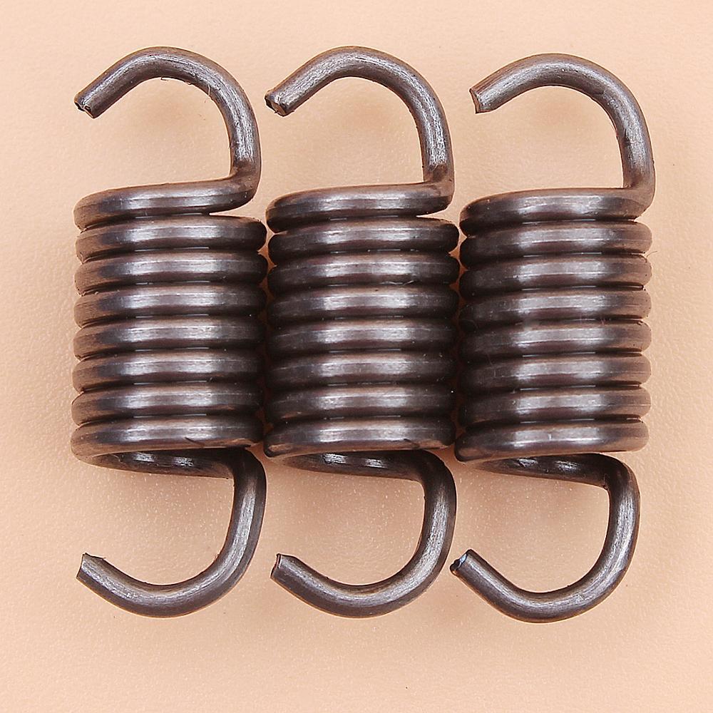3pcs/lot Clutch Spring For Stihl 009 020(1114 Series) 015L 015AV 010AV 011AVE 012AVEQ Chainsaw Replace Part 0000 997 5625