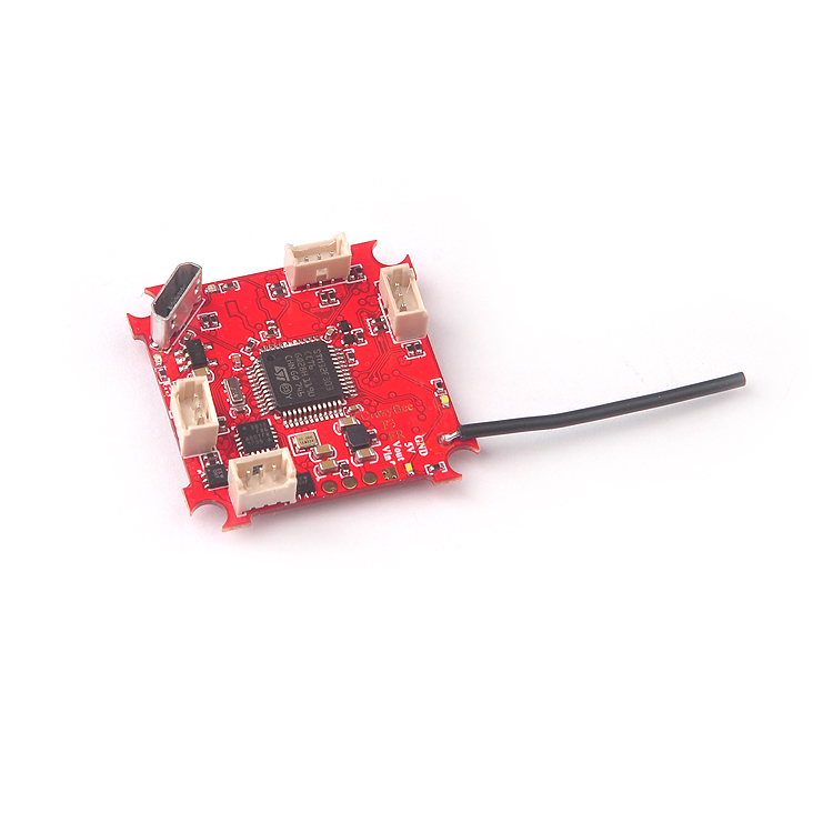 Crazybee F3 Flight Controller Compatible Frsky//Flysky Receiver for Whoop Drone
