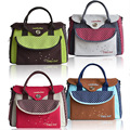 Hot Multifunctional Fashion Mummy Diaper Bag Women Tote Bag For Diapers Nappies Brand Mother Nappy Maternity Bebe Bags For Mom