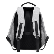 Anti-theft USB Charging Travel Backpack For Men or Women Business School Multifunction Laptop