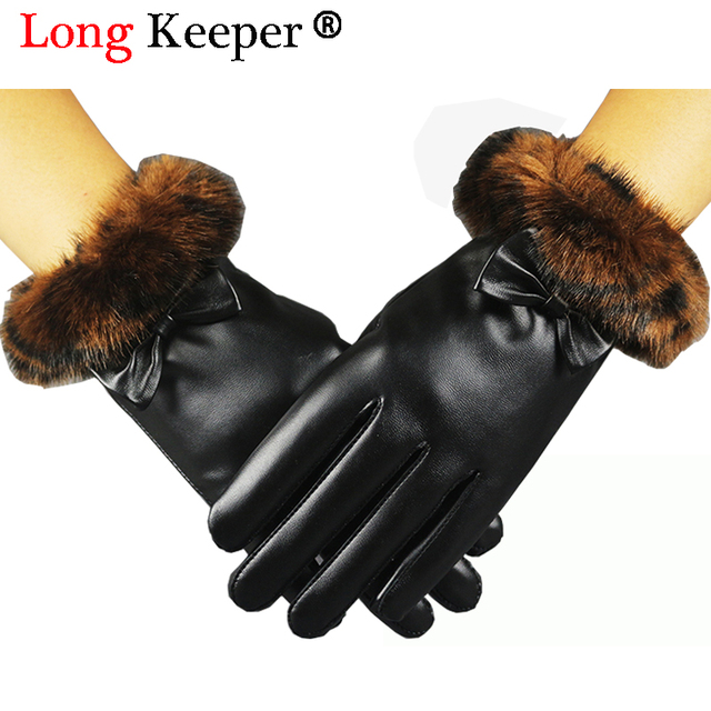 Touch Screen Gloves PU...