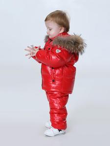Orangemom Clothing-Sets Coat Snow-Wear Kids Jackets Boys Parka Russia Winter Children's