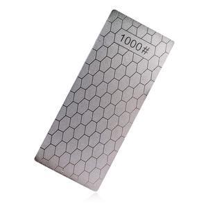Image 1 - Алмазный точильный камень, профессиональная точилка для ножей 400 # или 1000 #, тонкий Алмазный точильный камень для ножей, Алмазный точильный камень, кухонный инструмент