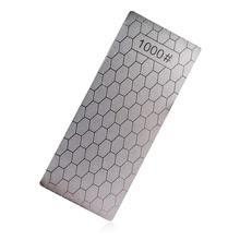 Diamentowy osełka profesjonalny nóż do ostrzenia 400 # lub 1000 # cienki diamentowy kamień do ostrzenia noży diamentowy osełka narzędzie kuchenne