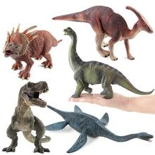 11 стилей большой размер Юрского периода Дикая жизнь динозавр набор игрушек пластиковые игровые игрушки парк мира динозавр модель фигурки дети мальчик подарок