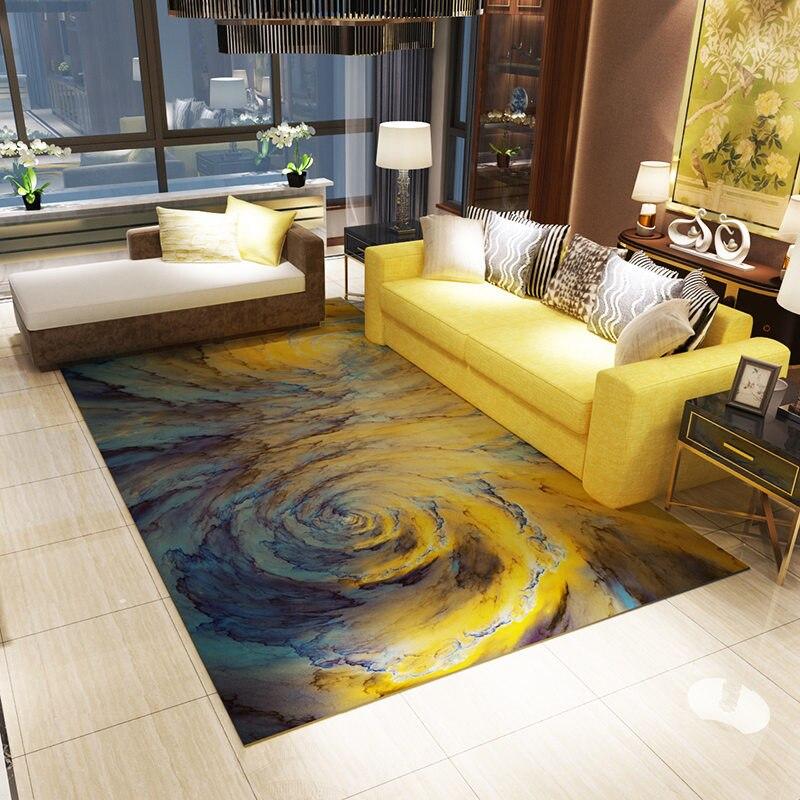 Coloré délicat grands tapis pour salon chambre enfant chambre salle de réunion chambre tapis zone tapis maison étage nouveau tapis de mode