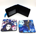 Cartoon Yuri!!! on Ice Cosplay Wallet Kimi no Na wa Your Name Student Billfold Money Bag Cosplay Wallets Purse Notecase
