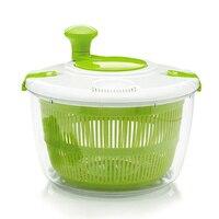 Home kitchen water basket washing dish artifact salad vegetable dehydrator manual shake dry machine basin WF404928