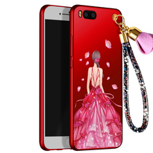 phone case for xiaomi mi note 3 Ultra thin Painted luxury soft silicon beautiful cartoon Case Back Cover For xiaomi mi note 3