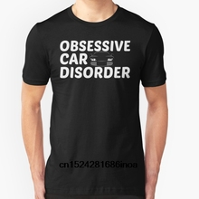 4b47a930 Men T shirt Women Funny tshirt Obsessive Disorder - OCD Just One More Car  Printed