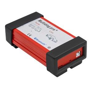 Image 3 - 2017.3/2016.00 Multidiag pro+ Bluetooth USB OBD 2 Car Diagnostic Tool V3.0 NEC Real 9241A for Truck Scan Tools OBD2 Auto Scanner