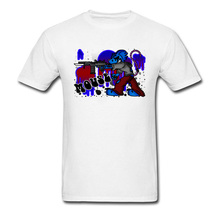 45cd4e2859b New Top T Shirt Youth College Tee Shirts Awesome Design Swag Graffiti Mouse  T-Shirt