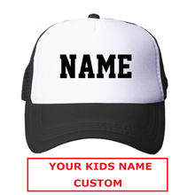 Кепка для водителя грузовика на заказ Детская кепка с принтом