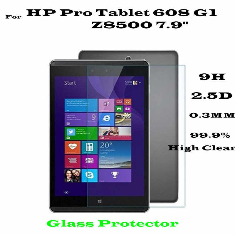 Untuk HP Pro Tablet 608 G1 tempered Glass 0.3mm Screen Protector untuk HP Pro Tablet 608 G1 Z8500 7.9