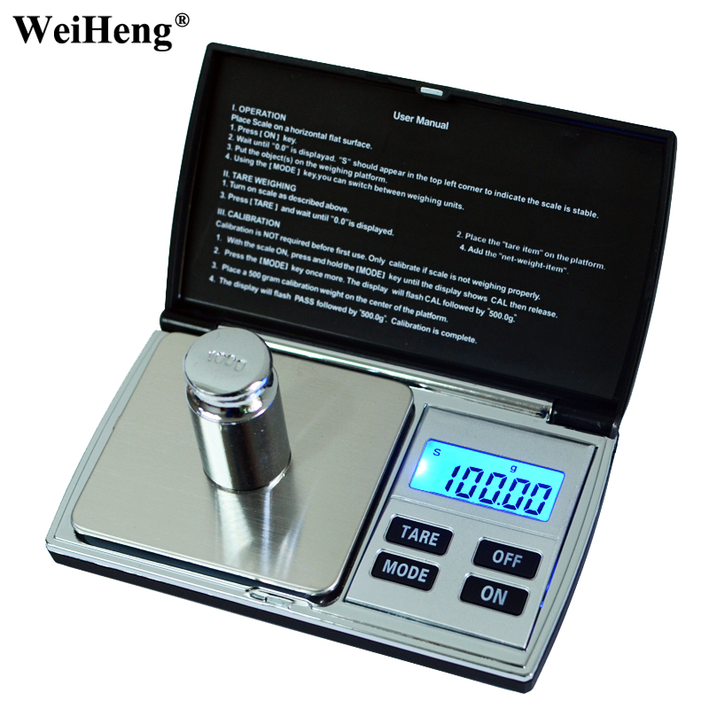 500g 0.01g Precision Jewelry Scale For Gold Bijoux Sterling Silver Mini Pocket digital scale Portable Weight Balance Gram lcd digital jewelry scales 500g 0 1g electronic scale precision portable pocket weight balance kitchen gram scale