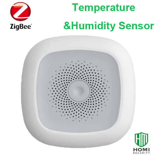 Heiman zigbee detector de calor, sem fio, inteligente, com sensor de temperatura e umidade kaku
