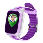 New Smart Watch DS18 Children GPS WiFi Phone Kids Wristwatch Locator Tracker SOS Call SMS Monitor Support SIM Card Smartwatch