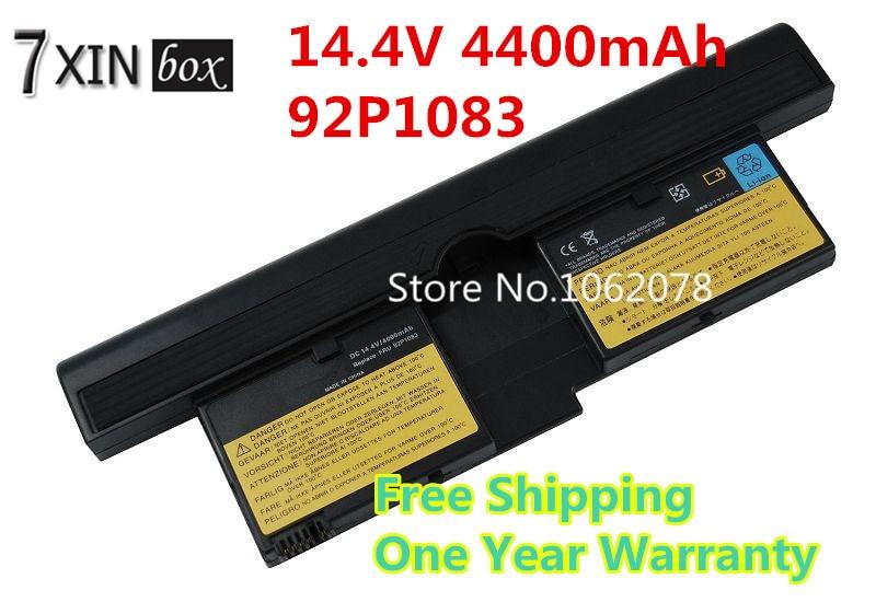14.4V 4400mAh 8 CELLS Battery 92P1083 For IBM ThinkPad X41 Tablet 1866 1867 1869 73P5167 73P5168 FRU 92P1082 92P1084 92P1085 кастрюля taller tr 1083