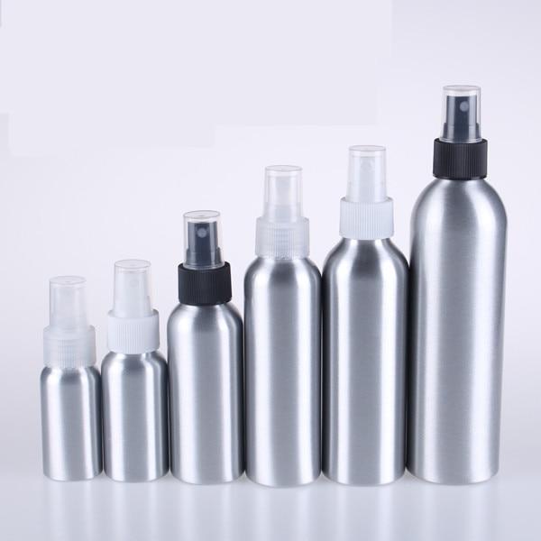 10PS 100ml Bärbar parfymvatten kosmetisk make up aluminiumspray - Hudvårdsverktyg