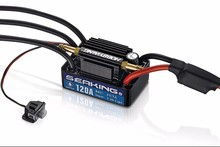 Hobbywing Seaking 120A V3 Waterproof Electronic Speed Controller ESC with Water Cooling for RC Racing Boat
