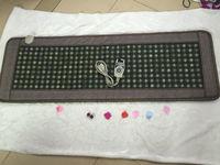 The new 2017 natural tourmaline mat heating thermal massage cushion health care massage mattress 50 * 150 cm