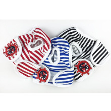 Pet Dog Stripe Cotton Pants