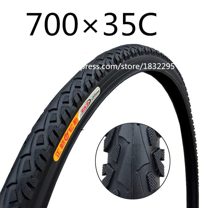 1 PC 700C CST Route vélos pneu route vélo 700 * 35C pneu de vélo