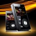 Aidu ax8 lossless portátil de alta fidelidad de audio de mp3 del coche tarjeta de pantalla del reproductor de música walkman lettore/reproductor de mp3 mini reproductor flac wm8728