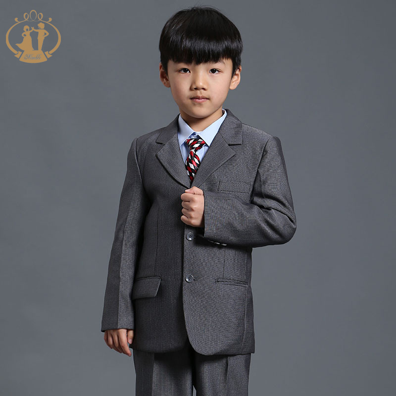 suit for boy toddler solid boys suits for weddings two pocket blazer children kid wedding suit