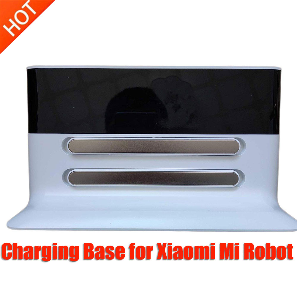 Charging Base For Xiaomi Mi Robot Vacuum Cleaner Spare Part Charger Charging Dock For Xiaomi Mi Robot Accessories