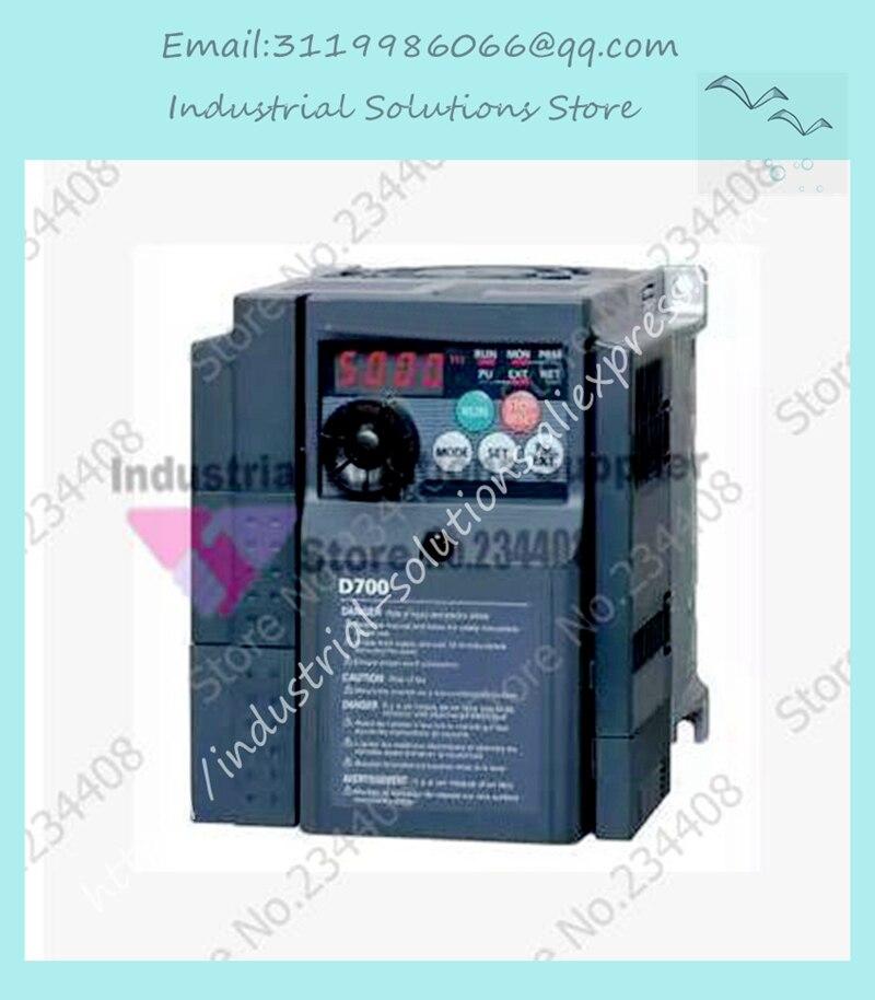 Inverter FR-D720-7.5 K 3 220 v 7.5kw Yeni OrijinalInverter FR-D720-7.5 K 3 220 v 7.5kw Yeni Orijinal