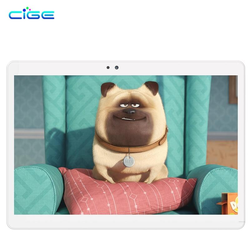 GEIC N9 10.1 pouce Comprimés Android 7.0 10 Core 64bit IPS 1920x1200 Double Carte SIM WIFI 2.4G/5G 4G Lte GPS Bluetooth Tablet PC