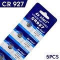 5PCS CR927 DL927 LM927 ECR927 Lithium 3V Button Cell Coin Battery Wholesale High Capacity Disposable Calculator Watch da vinci