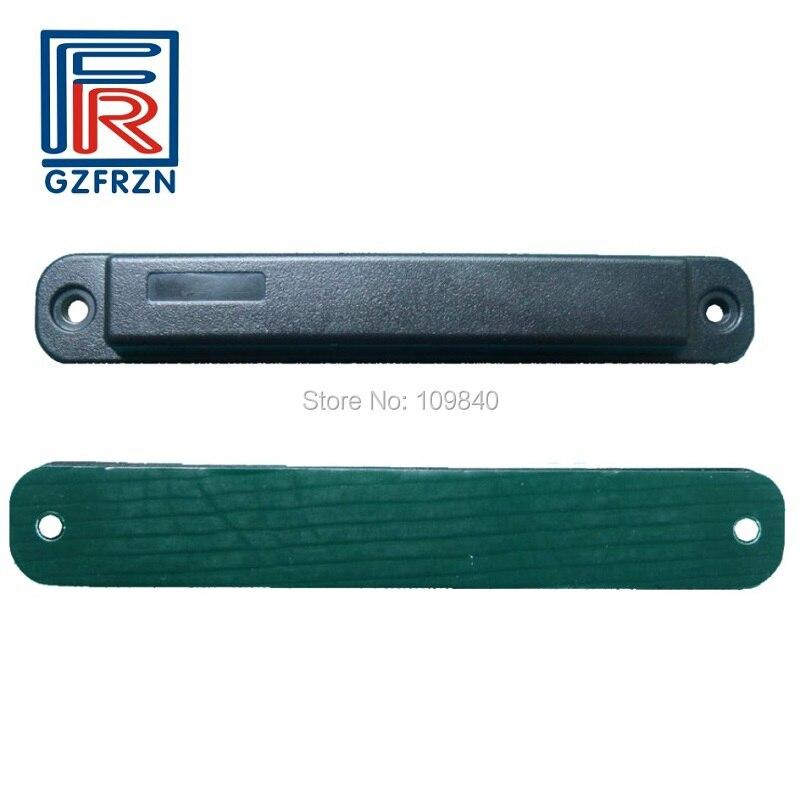 Haute qualité uhf anti étiquette en métal avec Alien H3 puce ABS + anti-métal + 2 M étiquettes autocollantes/carte pour la gestion de l'entrepôt