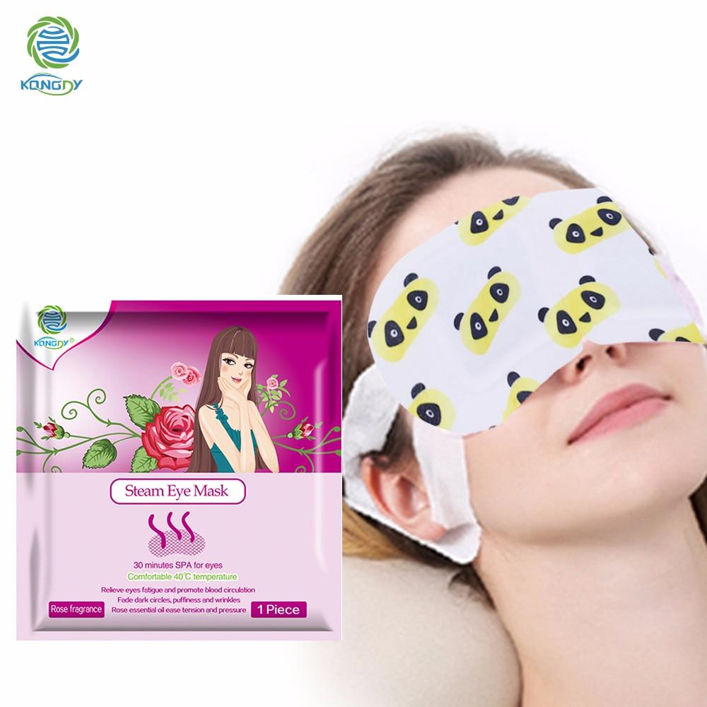 3 sacs Masque pour les yeux pour dormir avec de la vapeur Masque - Soins de santé - Photo 6